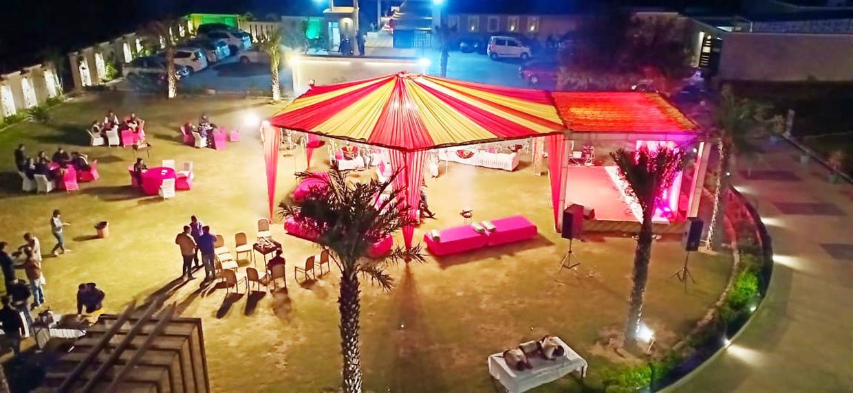 The Great Western Resort (TGW), Salasar (Sujangarh) Churu