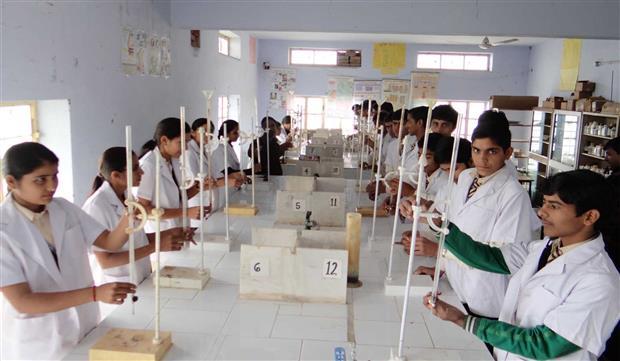 Jasveer Memorial Educational Institute, Sandwa (Bidasar) Churu